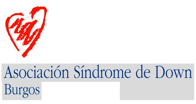 Logo asociacion sindrome de down burgos